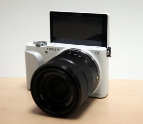 Máy ảnh Sony NEX-3N xuất hiện tại Việt Nam