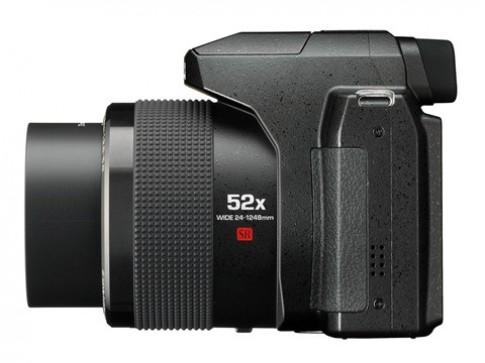 Máy ảnh zoom quang tới 52x của Pentax
