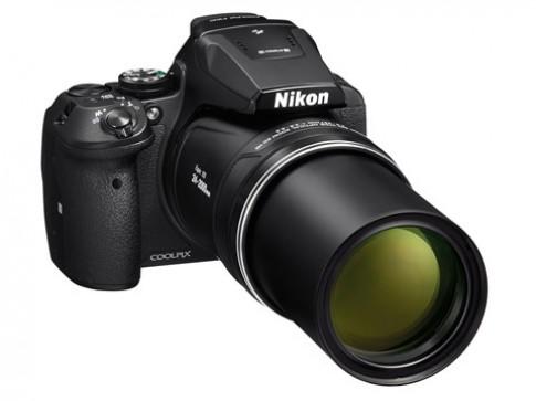 Máy ảnh zoom quang xa tới 83x của Nikon