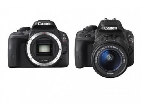 Máy DSLR nhỏ nhẹ của Canon lộ diện
