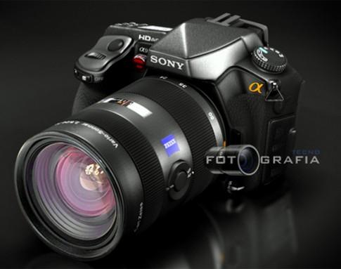 Máy full-frame Sony A99 ra mắt tháng 9