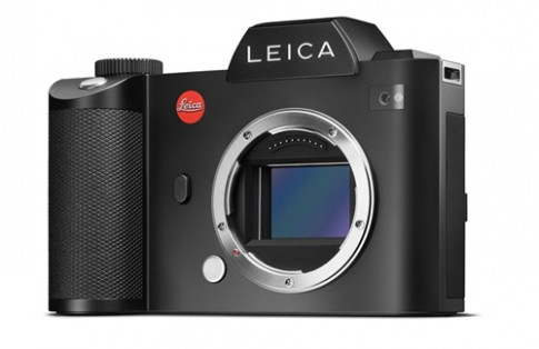 Máy mirrorless cảm biến full-frame giá 7.450 USD của Leica