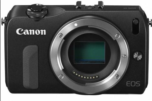 Máy mirrorless đầu tiên của Canon