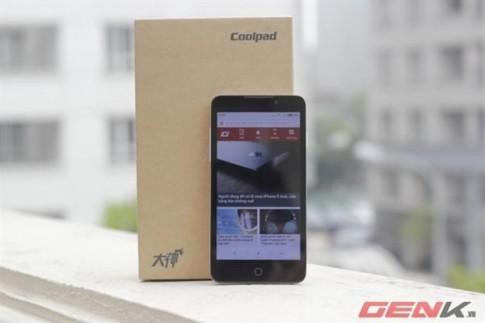 Mở hộp Coolpad F1 Plus: hiện tượng mới tại phân khúc tầm trung, giá rẻ