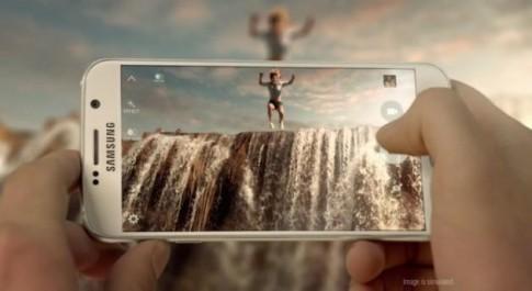 Mở hộp Galaxy S6, S6 Edge là một điều vô cùng tuyệt vời trong video quảng cáo mới