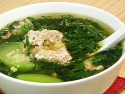 Món ăn bổ dưỡng cho người bệnh trĩ
