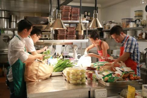 Món ăn Singapore thách thức khả năng thí sinh Vua đầu bếp