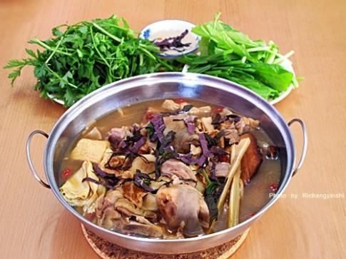Món ngon lợi sức khỏe chế biến từ thịt dê
