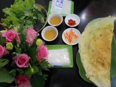 Món ngon Sài Gòn tại quán Dũng