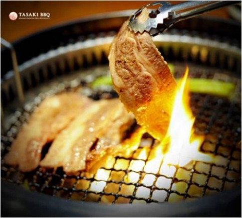 Món nướng kiểu Nhật tại Tasaki