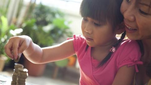 Một lần 'vung tay quá trán' đáng giá của con gái tôi