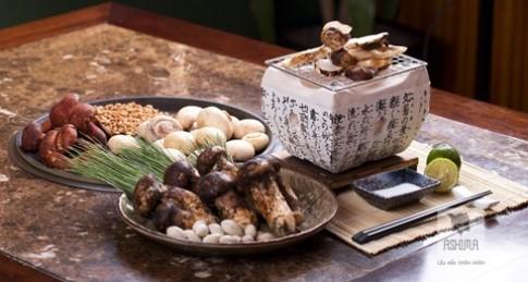 Mùa nấm Matsutake của người Nhật