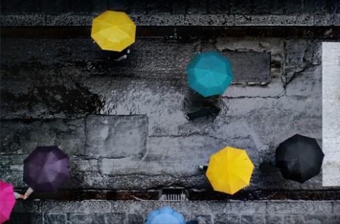 Mưa rào và mưa bụi - Mưa nào dễ khiến bạn ướt hơn?