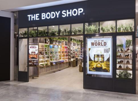 Mỹ phẩm The Body Shop điều chỉnh giá đến 40%