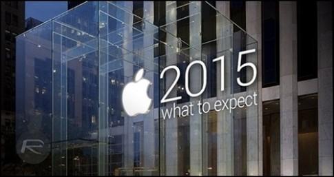 Năm 2015: Apple có gì đáng chờ đợi?