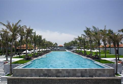 Nam Hải - khu resort có thiết kế đẹp