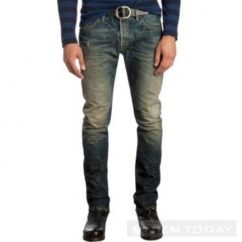 Nam tính và mạnh mẽ với BST quần jeans nam Ralph Lauren
