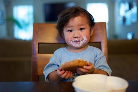 Nên cho bé ăn phô mai thế nào