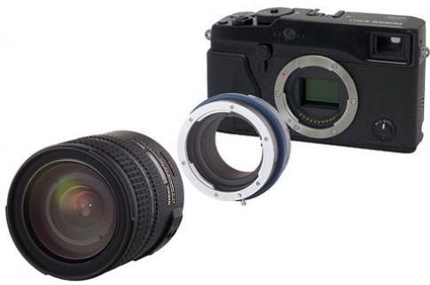 Ngàm chuyển cho Fujifilm X-Pro1 của Novoflex