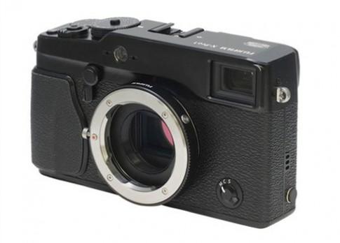 Ngam chuyen dung ong Leica cho Fujifilm X-Pro1