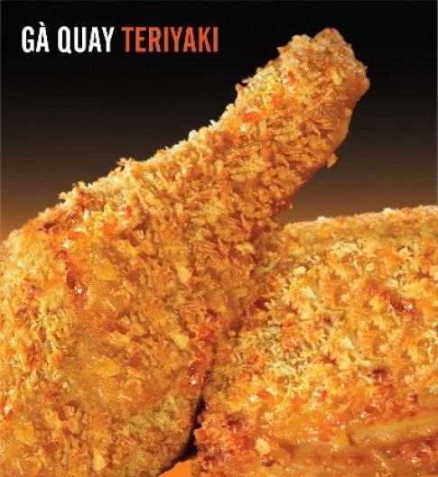 Ngày đông ăn gà quay Teriyaki tại Kokekokko