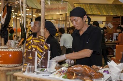 Ngày hội ẩm thực 2012 tại Kumho Link