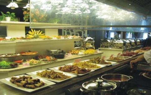 Nhà hàng F- Plaza giảm giá tới 35%