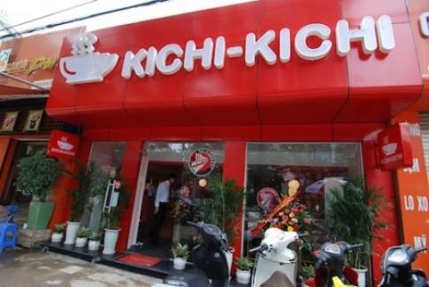 Nhà hàng Kichi-Kichi thứ 11 tại Hà Nội