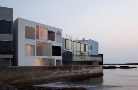 Nhà nghỉ dưỡng trên biển
