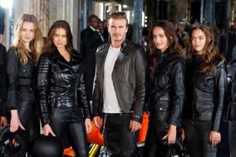 Nhà thiết kế thời trang David Beckham