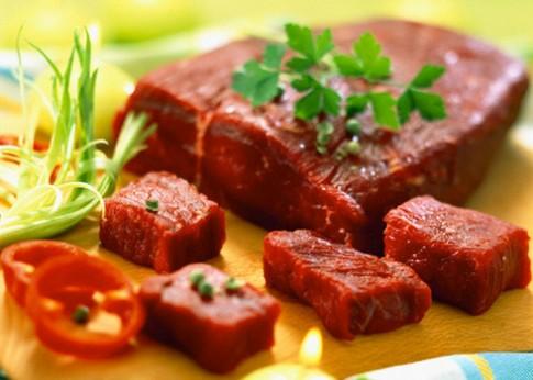 Nhận diện thịt trâu giả thịt bò