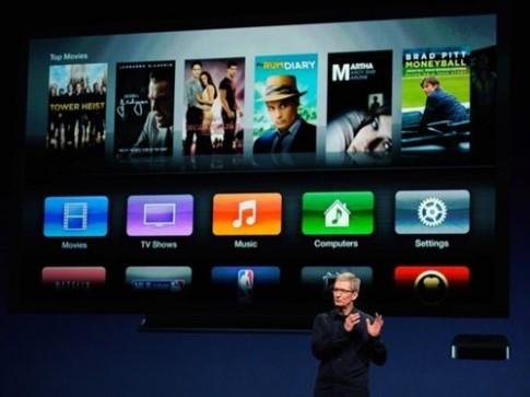 Nhật Báo Phố Wall: Đừng mơ Apple sản xuất TV