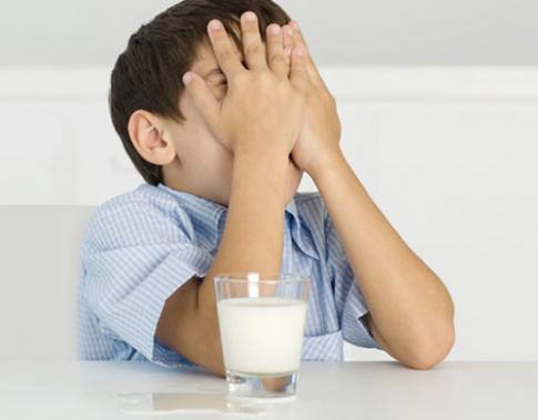 Nhật ký chuỗi ngày con ngán sữa