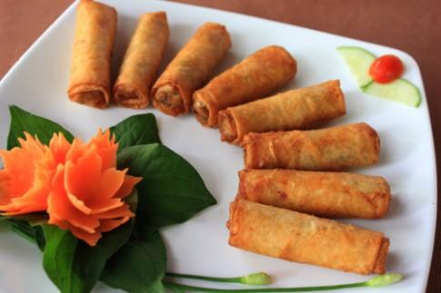 Nhiều món ăn ngon tại nhà hàng Sesan