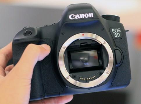 Những ấn tượng về Canon 6D tại Việt Nam