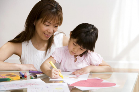 Những bước đệm cho trí thông minh của trẻ