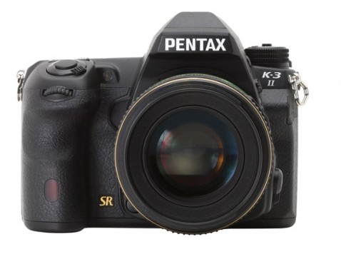 Những điểm mới trên Pentax K3 Mark II vừa ra mắt