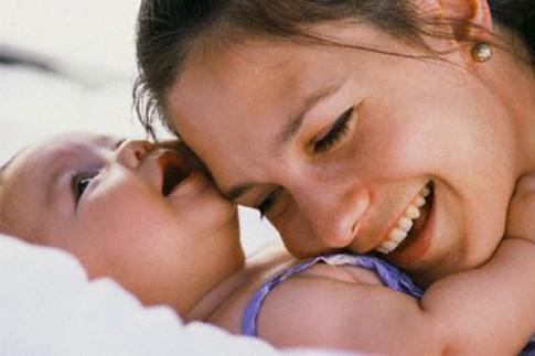 Những điều tuyệt vời khi làm mẹ