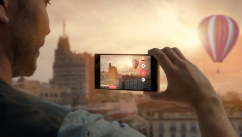 Những gì mà camera mới của Xperia Z5 làm được.
