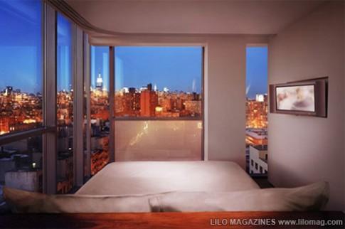 Những khách sạn có view đẹp nhất thế giới