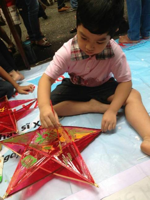 Những lễ hội Trung thu dành cho bé