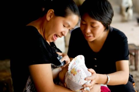 Những lý do khiến mẹ không đủ sữa cho con bú