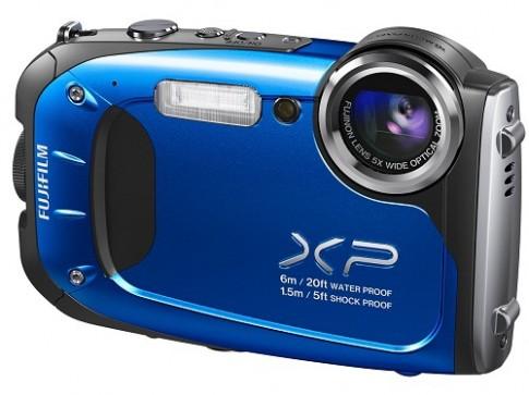 Những máy ảnh compact không ngại thời tiết