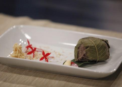 Những món ăn hấp dẫn trong Vua đầu bếp Việt