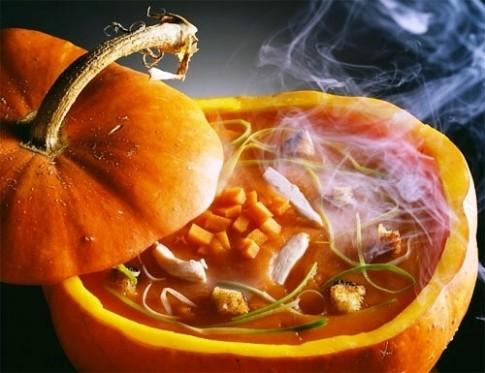 Những món ăn phổ biến trong ngày Halloween
