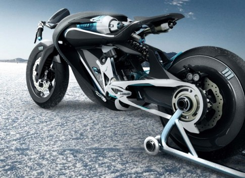 Những phiên bản xe 2 bánh Concept đầy thú vị