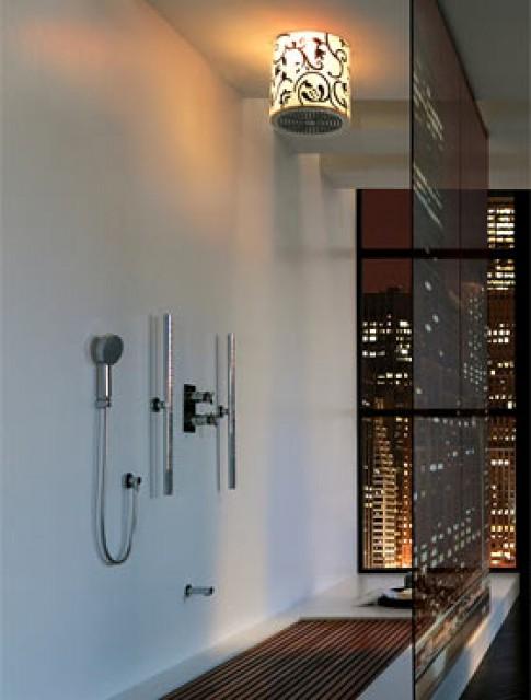 Những phòng tắm để... ngắm
