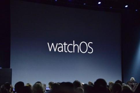 Những tính năng mới trên watchOS 2