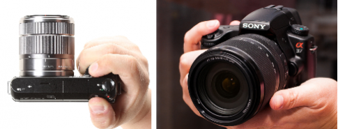 Những tính năng thú vị trên máy ảnh Sony NEX-F3 và A37