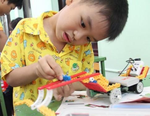 Những trò chơi đơn giản kích thích trẻ tư duy